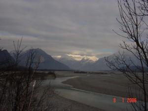 Tagliamento River
